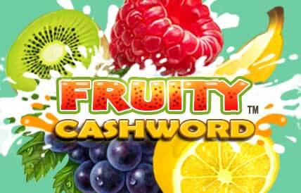 Fruity Cashword